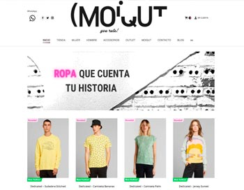 Tienda online / Moiqut
